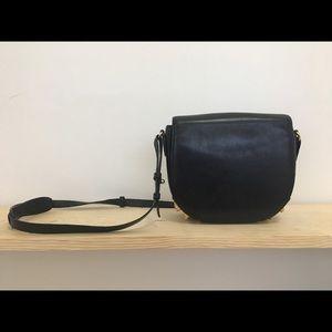 "Alexander Wang ""lia sling"" leather studded purse"